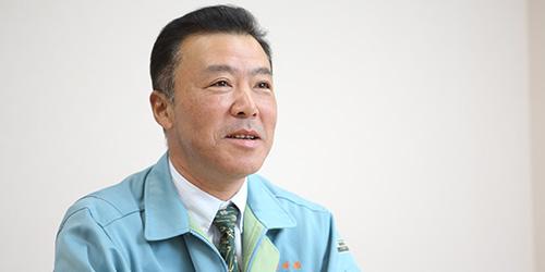 建築部 昭和60年7月入社 森川 嘉夫
